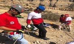 دره ویژدرون ایلام، دره نورد ۳۵ ساله اصفهانی را به کام مرگ کشاند