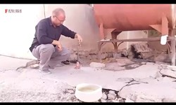 فیلم| رنج بیآبی ساکنان مالوجه
