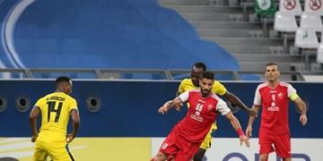 لیگ قهرمانان آسیا  التعاون با تساوی مقابل پرسپولیس به رختکن رفت