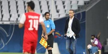 گل محمدی: بازیکنانم با جان و غیرت بازی کردند/ امیدوارم به فینال آسیا برسیم
