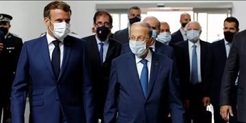 گفتوگوی تلفنی رئیسجمهور لبنان و فرانسه
