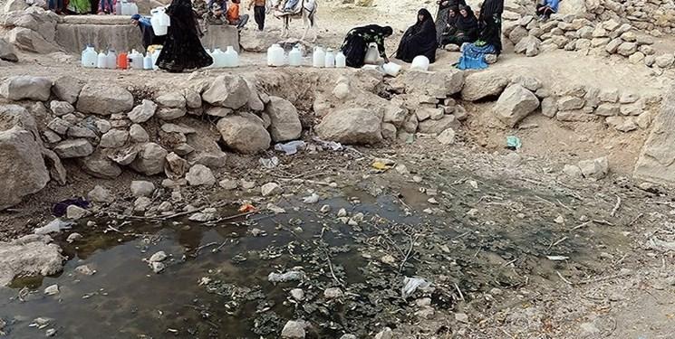 روستایی در۲۰کیلومتری گچساران اما محروم از آب سالم