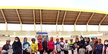 برگزاری مسابقات دوچرخهسواری پیست و کوهستان بانوان در مشهد