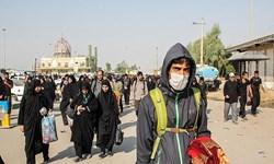مرز مهران برای تردد زائران بسته است/ زائران  به مرز مراجعه نکنند