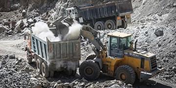 صادرات بیش از 1.3 میلیارد دلاری سنگ، گچ، شن و ماسه