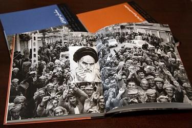 کتابهای چاپ شده توسط انجمن عکاسان انقلاب و دفاع مقدس