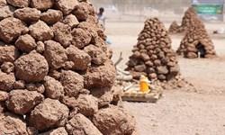کلوخپز اقلیدیها/ آیینی دیرینه به شکرانه برداشت محصول
