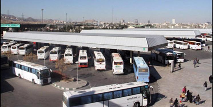 کاهش 52 درصدی جابهجایی مسافر در مشهد از طریق پایانهها در شهریور 99
