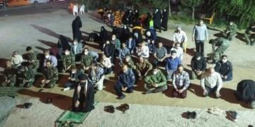 برگزاری یادواره ۴۷ شهید شاهکوهعلیا در شاهرود+ تصاویر