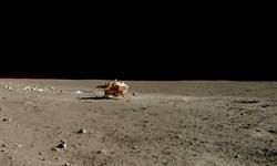 کاوشگر چین روی ماه فرود آمد
