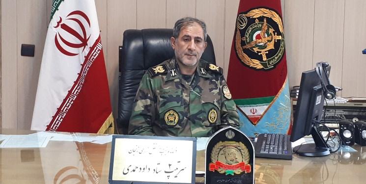 آمادگی ارتش برای مقابله با تهدیدات دشمنان