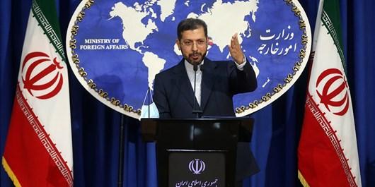 خطیب زاده: آمریکا در جایگاهی نیست که یمنیها و ایرانیها را درباره روابط دوجانبهشان موعظه کند