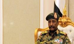مذاکره رئیس شورای حاکمیتی سودان با آمریکا در امارات