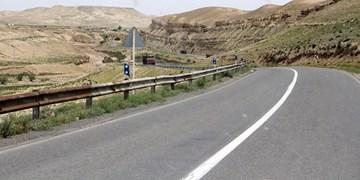 ترافیک نیمهسنگین در آزادراه قزوین-تهران/باران در جادههای 3 استان