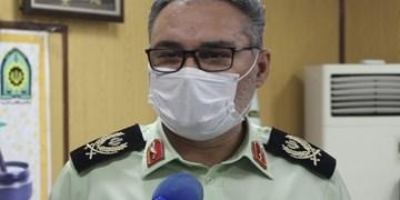 سردار بهدانی فر: امنیت در همه شعب اخذ رای استان یزد برقرار است