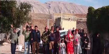 فیلم| سیلزدگان در اینجا فراموش نشدهاند/ خدمترسانی بیوقفه سپاه به سیل زدگان