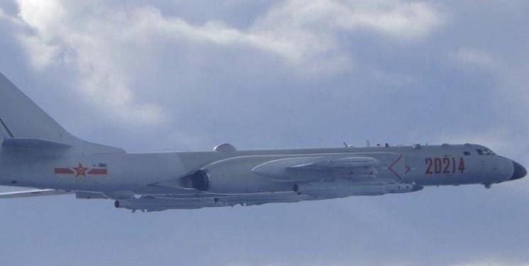 رویترز: نیروی هوایی چین حمله به پایگاه آمریکا را تمرین کرد + فیلم