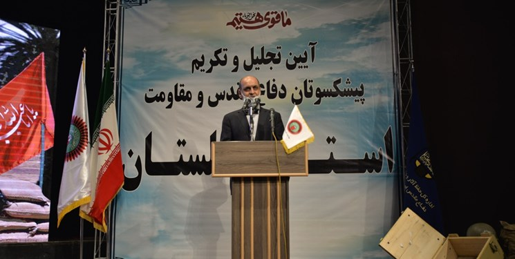 پیغام فتح| تجلیل از پیشکسوتان دفاع مقدس گلستان/ افتتاح نمایشگاه اقتدار 40 گلستان + تصاویر