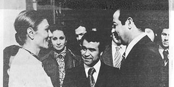 سند دیگری از جنایات خاندان پهلوی| افشای همکاری فرح با رژیم صدام