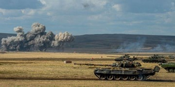 فیلم| رزمایش مشترک قفقاز 2020 با حضور ایران، روسیه و چین آغاز شد