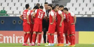 ترکیب تیم فوتبال پرسپولیس مقابل شارجه مشخص شد