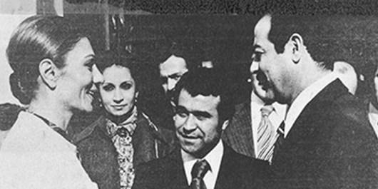 پهلویها در کنار صدام/ برشی  از خیانتهای دربار شاه به مردم ایران