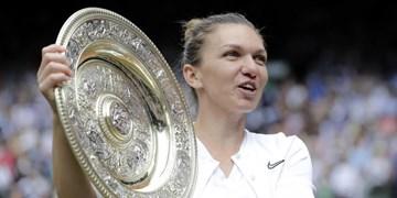 تنیس آزاد رم| سیمونا هالپ به عنوان قهرمانی رسید
