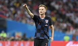 راکیتیچ از تیم ملی کرواسی وداع کرد