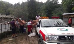 امدادرسانی به 50 خانوار سیلزده تالش/ ارزیابی میزان خسارت ادامه دارد