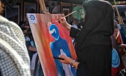 افتتاح نمایشگاه دستاوردهای انقلاب در ایلام