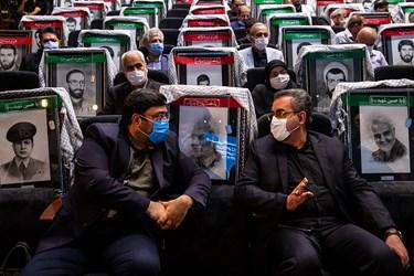 حضور دکتر جهانپور در جشنواره بینالمللی فیلم مقاومت
