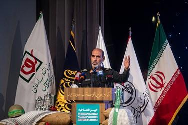 سخنرانی سردار سپهر در افتتاحیه جشنواره بینالمللی فیلم مقاومت