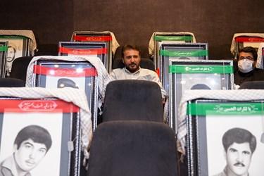 حضور سیدجواد هاشمی در افتتاحیه جشنواره بینالمللی فیلم مقاومت