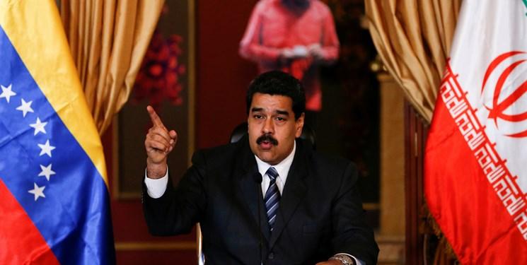 مادورو: با ایران همکاری میکنیم؛ تسلیحات  بومی تولید میکنیم