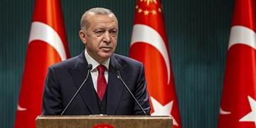 اردوغان: با آغاز فصل بهار تزریق واکسن کرونا را آغاز خواهیم کرد