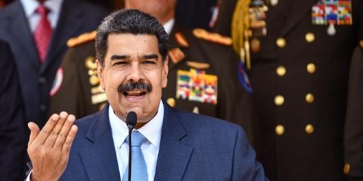 مادورو: آمریکا به سیا اجازه انجام اقدامات تروریستی در ونزوئلا را داده است