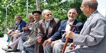 حدود ۹.۲۸ درصد از جمعیت کشور سالمند هستند