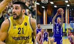 دو بازیکن خارجی در ترکیب نماینده بسکتبال مشهد