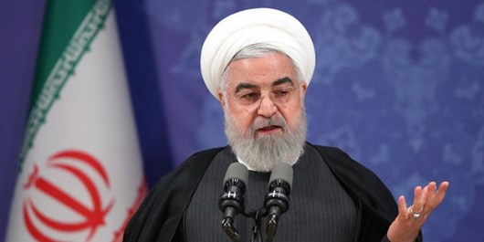 روحانی: اگر کسی در تهران از ماسک استفاده نکند ۵۰ هزار تومان جریمه میشود