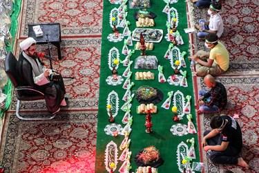 سخنرانی حجت الاسلام ماندگاری در مراسم سوگواری شهادت حضرت رقیه (س) در اهواز