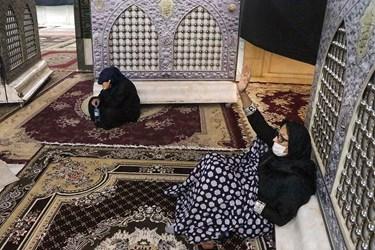 مراسم سوگواری شهادت حضرت رقیه (س) در اهواز
