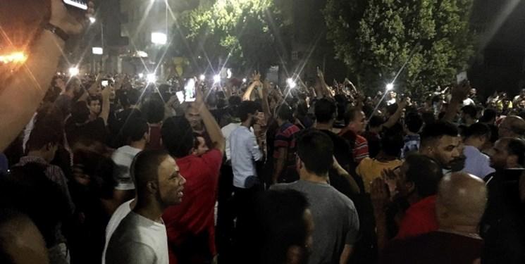 رسانه لندنی: تظاهرات علیه رئیس جمهور مصر وارد روز چهارم شد
