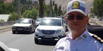 ترافیک سنگین در محدوده «پل فردیس»