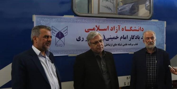 بازسازی ده دستگاه واگن قطارتوسط دانشگاهیان نشان از پیشرفت علمی ایران است