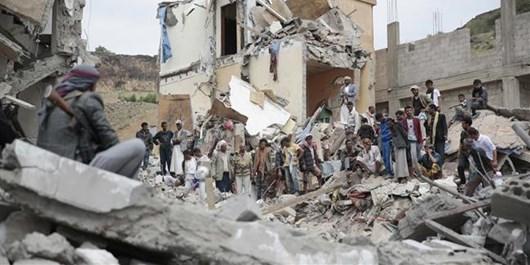 الحدیده| شهادت یک یمنی و زخمی شدن هفت نفر  در حمله ائتلاف سعودی