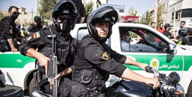 پلیس به کریخوانی و درگیری اراذل پایان داد/ ۱۱ اوباش دستگیر شدند