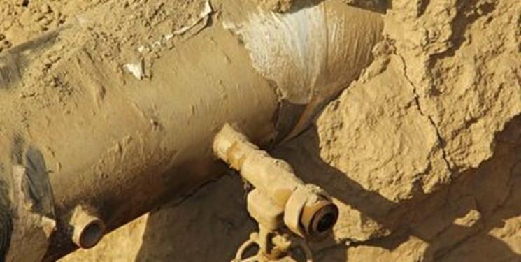دزدی نفت از خط لوله تهران - تبریز با تونل/ کشف بیش از نیم میلیون لیتر فراوردههای نفتی
