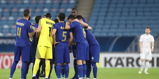 برومند: تیم نامجومطلق در حد قهرمان آسیا بازی کرد/سعادتمند با اسم استراماچونی یک جام را از استقلال گرفت
