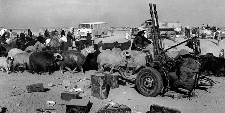 عشایر با برنوهایشان آبروی ارتش مجهز صدام را بردند
