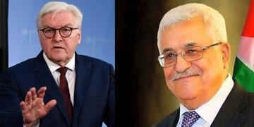 رایزنی تلفنی «محمود عباس» و رئیسجمهور آلمان درباره تحولات سیاسی فلسطین